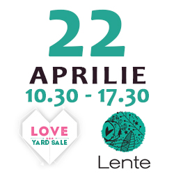LOVE Yard Sale la Lente