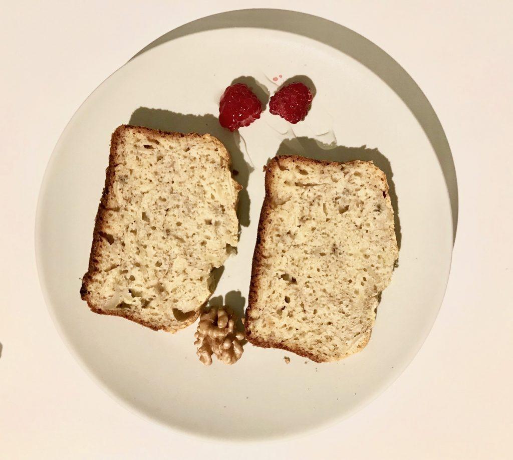 Pâine cu banane